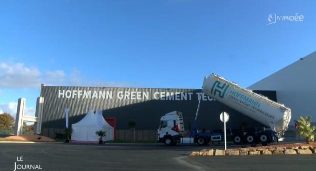 TV Vendée - Reportage Hoffmann Green 2018-11