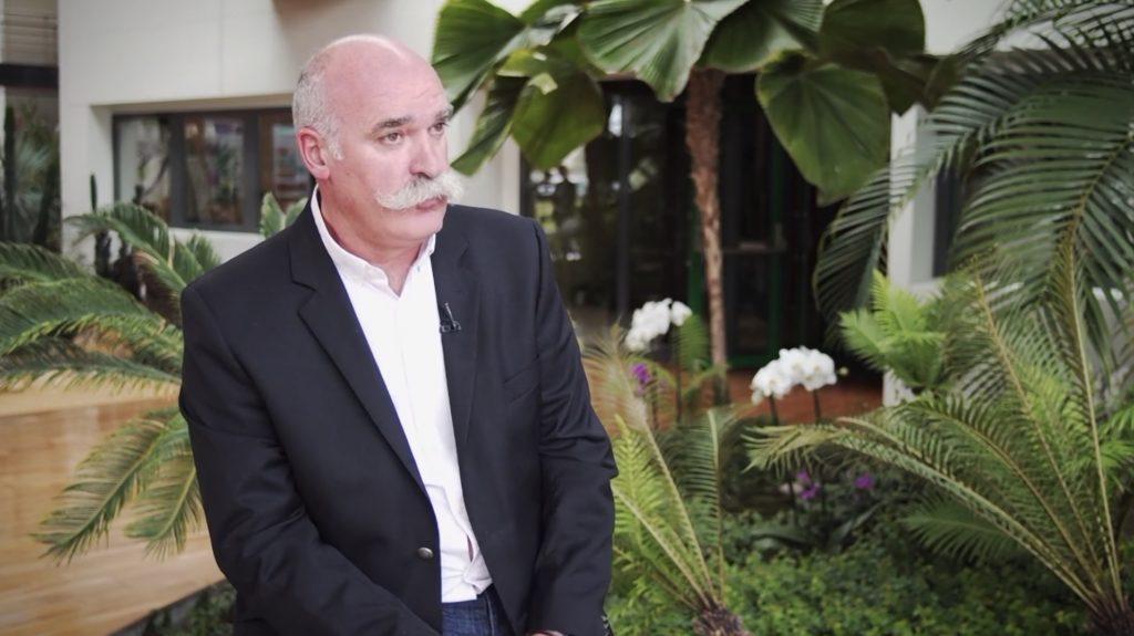 Et si Michel Lardière (Ruptur) parlait du projet Hoffmann Green Cement Technologies...