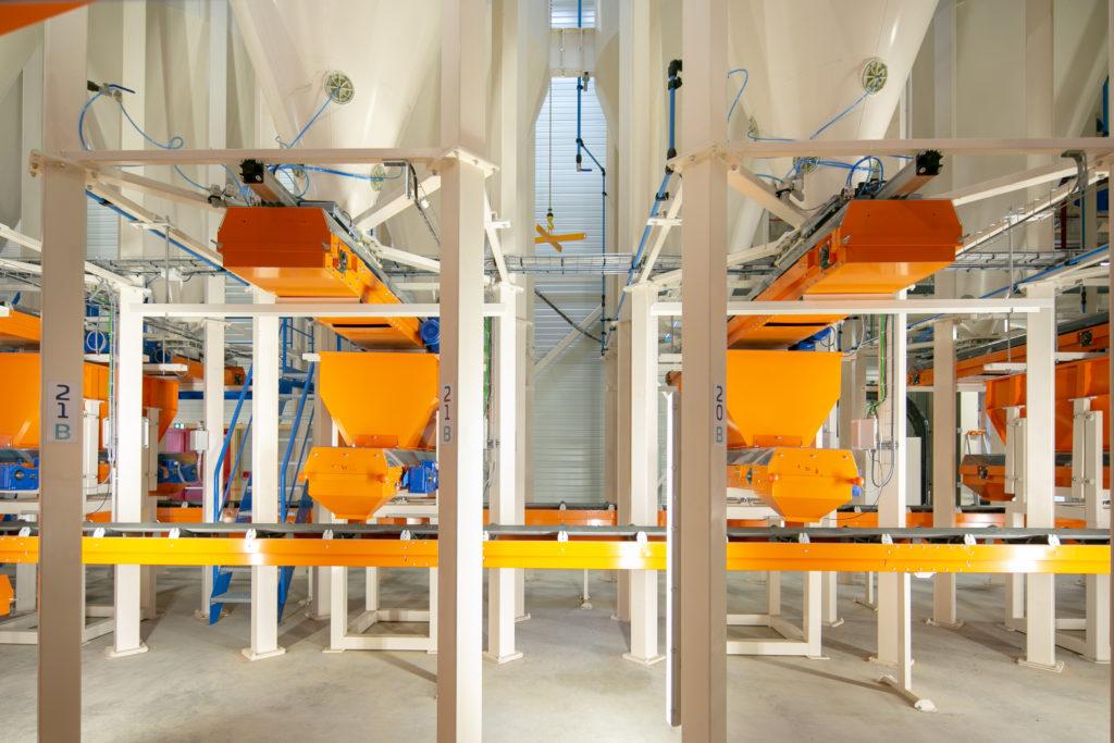 En Vendée, une usine divise par quatre l'empreinte carbone du ciment