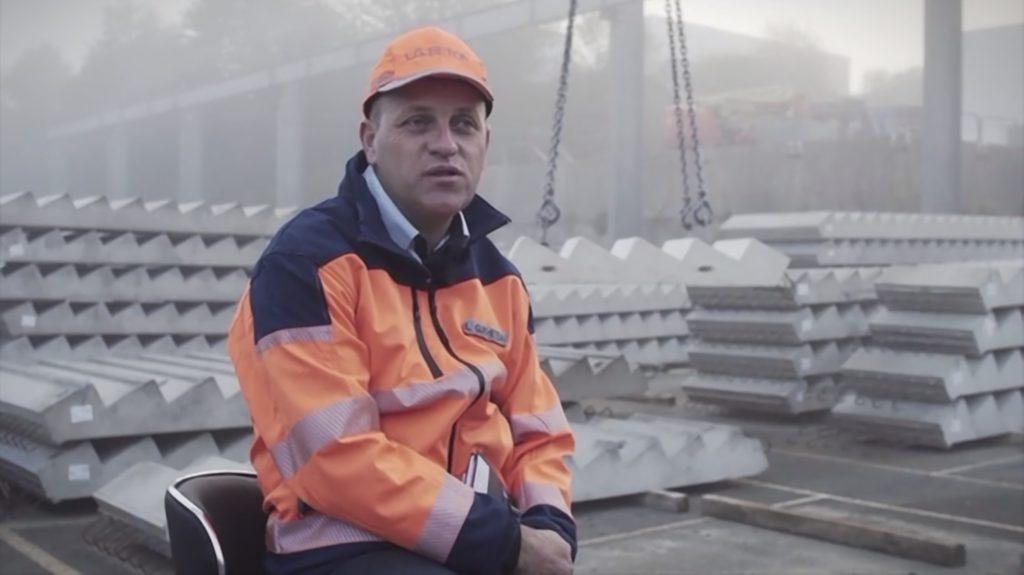 Et si Laurent Guicheteau (LG Béton) parlait du projet Hoffmann Green Cement Technologies…