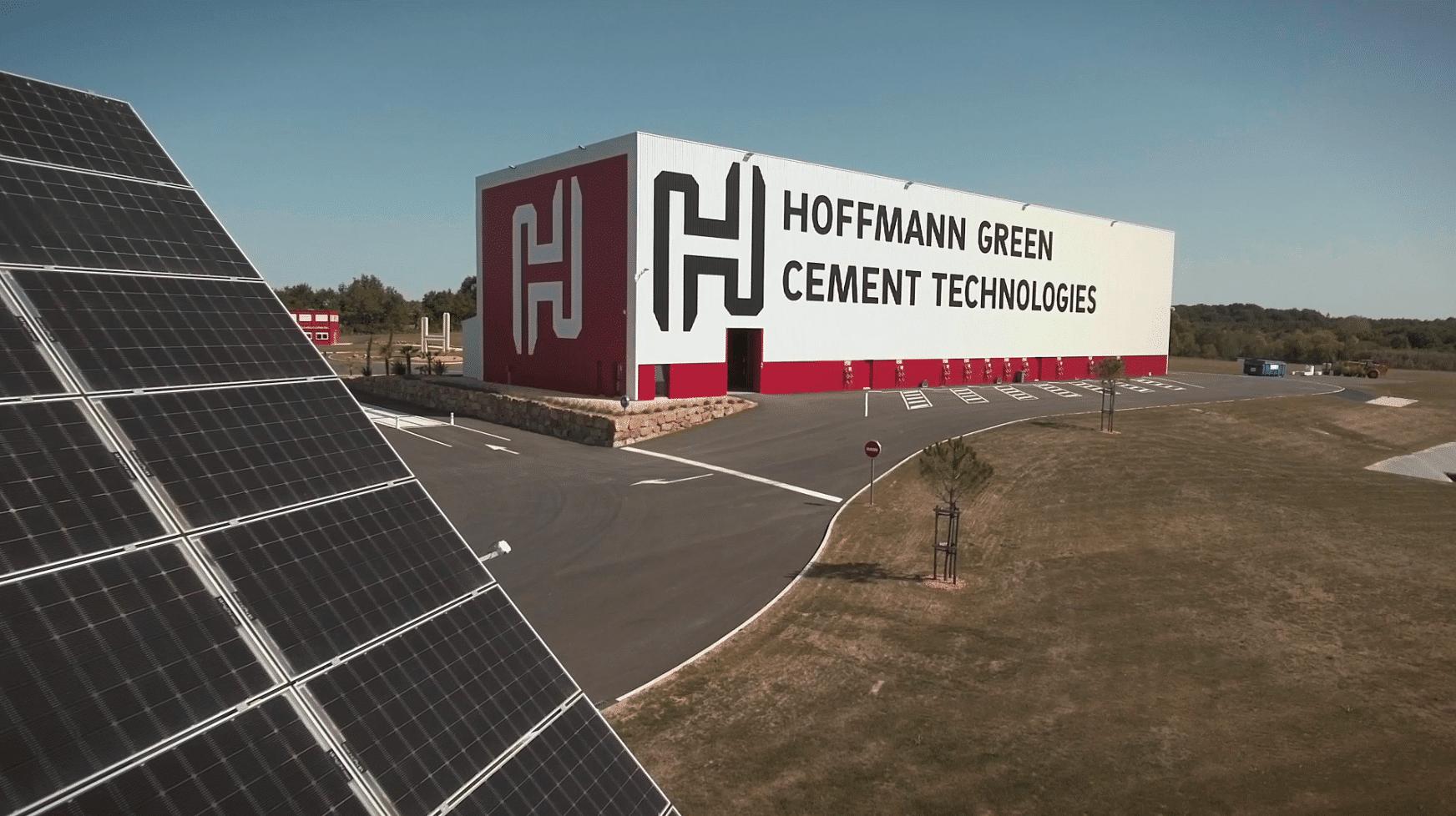 Partenariat Bouygues Construction - visite de site Hoffmann Green Cement Technologies