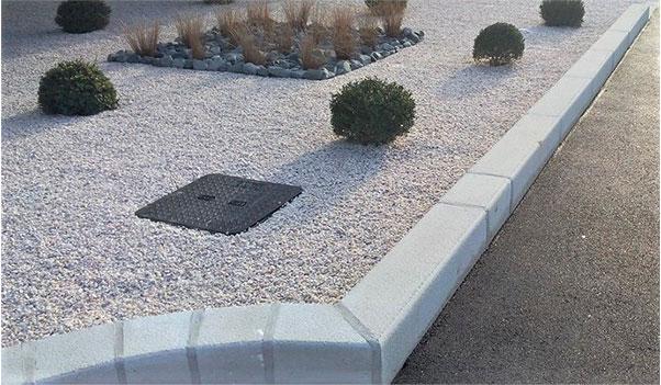 bordure ciment
