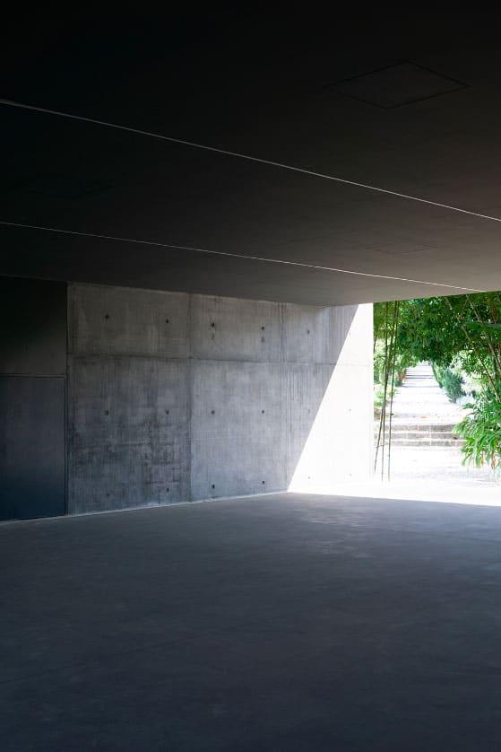 béton fondation