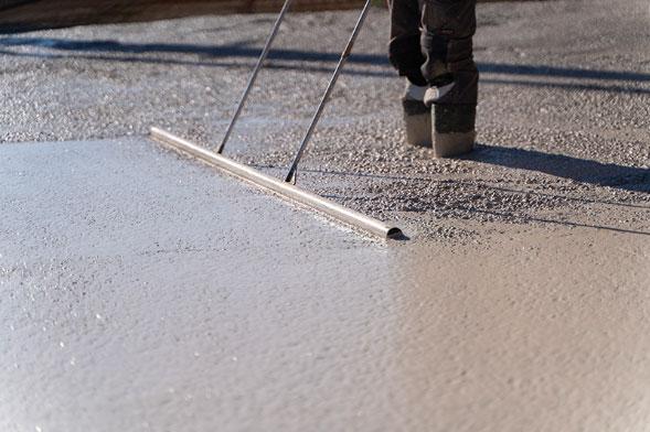 dalles en ciment