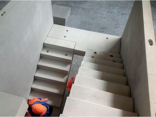 escaliers préfabriqués en ciment